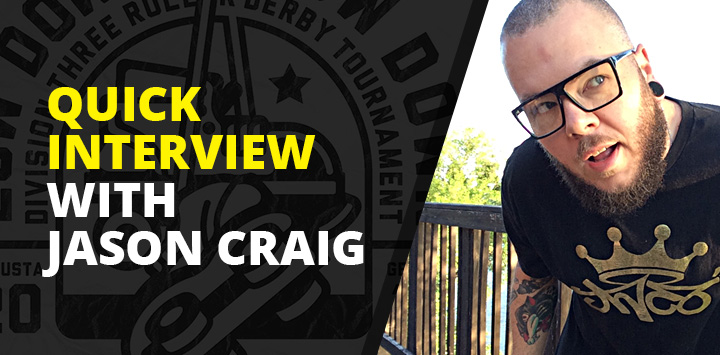 Quick interview with Jason Craig