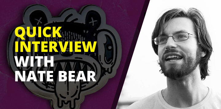 Quick interview with Nate Bear