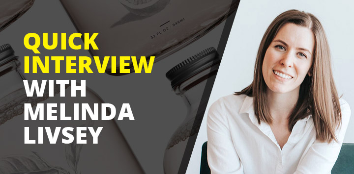Quick interview with Melinda Livsey