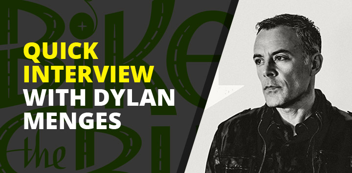 Quick interview with Dylan Menges