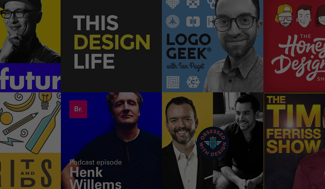 The best graphic design podcasts