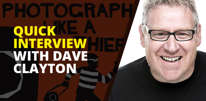 Quick Interview with Dave Clayton