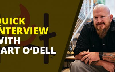 Quick Interview with Bart O'Dell