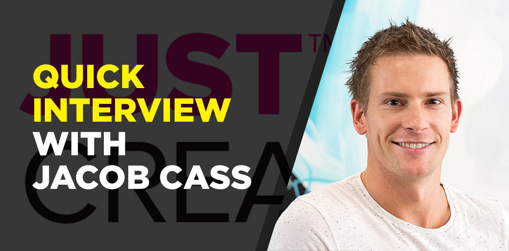 Quick Interview with Jacob Cass