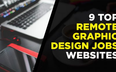9 Top Remote Graphic Design Jobs Websites