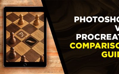 Photoshop vs. Procreate: A Comparison Guide